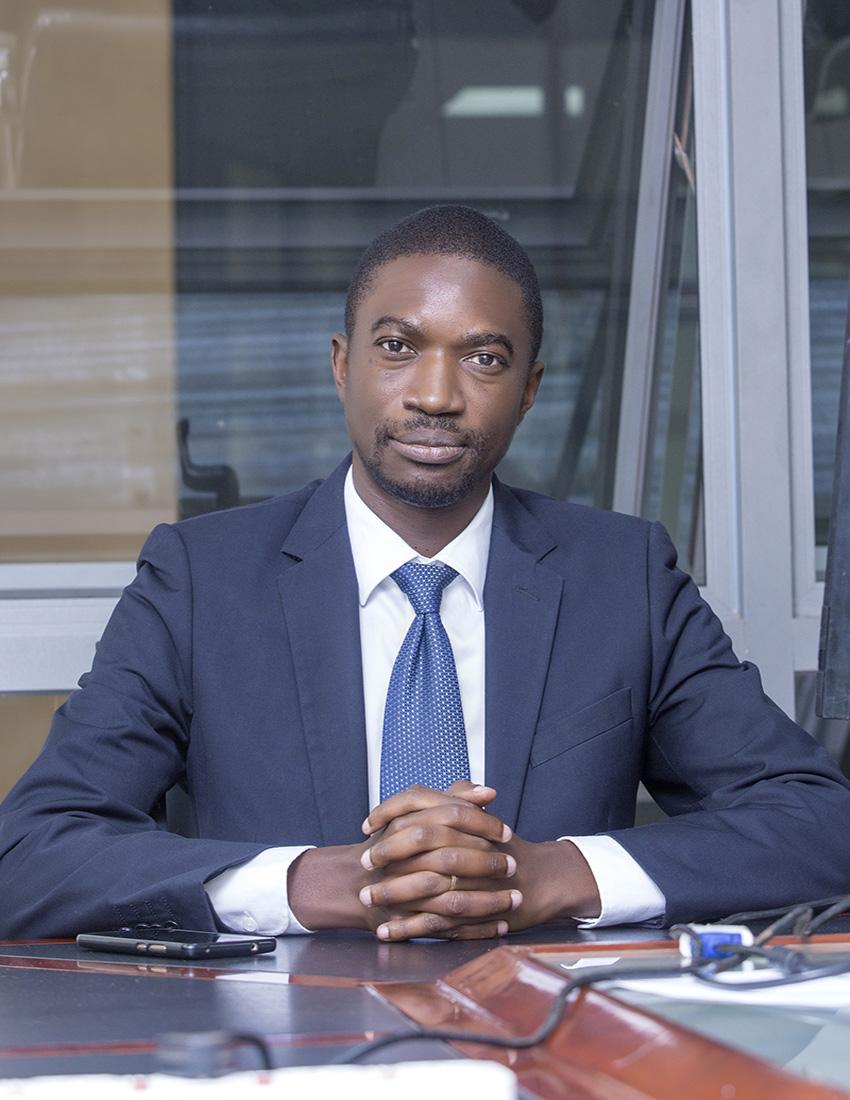 Eng. Joel Ssozi Kyobe